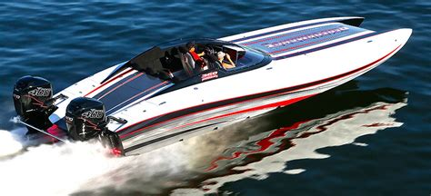 cigarette boat vs catamaran best go fast powerboats of 2017 boats