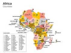 68 africa map asia map editable powerpoint slides this deck of 60