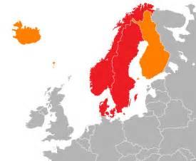 Scandinavian File Map Of Scandinavia Png Wikimedia Commons