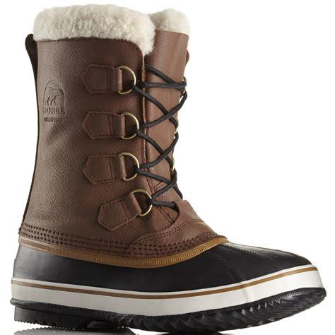 sorel s 1964 pac waterproof insulated winter boots mens sorel 1964 pac walking winter snow waterproof