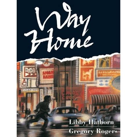 way home by libby hathorn reviews discussion bookclubs
