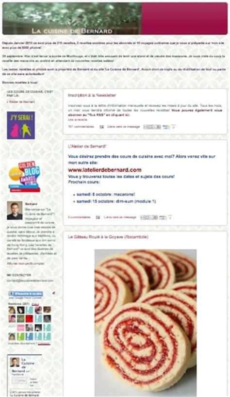 171 la cuisine de bernard 187 meilleur culinaire de