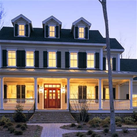 top 25 ideas about colonial home porch on