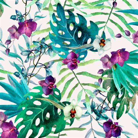 black and white floral wallpaper b q hot tropical spring wallpapers oak furniture land blog