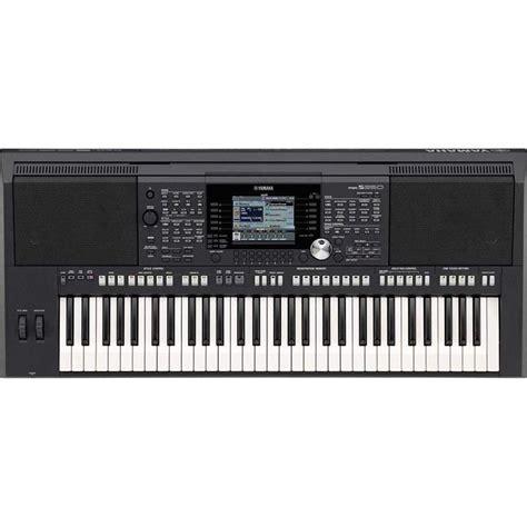 jual keyboard yamaha psr s950 harga murah primanada