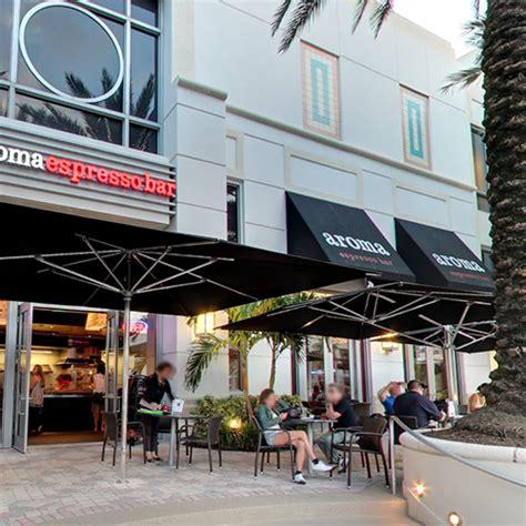 Garden State Plaza Wifi Aroma Espresso Bar
