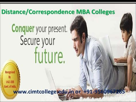 Correspondance Mba by Distance Correspondence Mba Colleges In Delhi Ncr