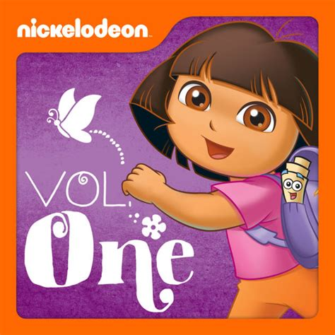 How To Buy Tv Shows On Itunes With Gift Card - dora the explorer vol 1 on itunes