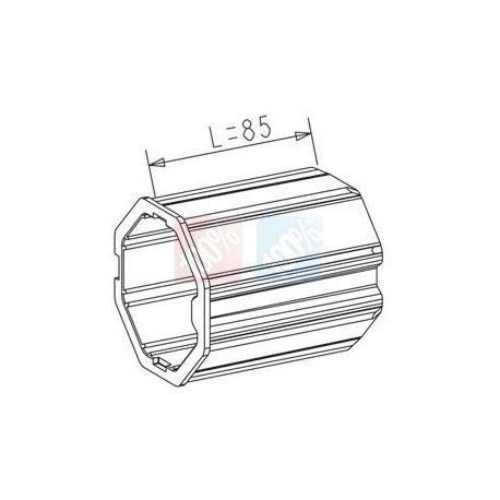 Volet Aluminium 987 by Manchon Octogonal 60 Pour Octogonal 70 100 Pour 100
