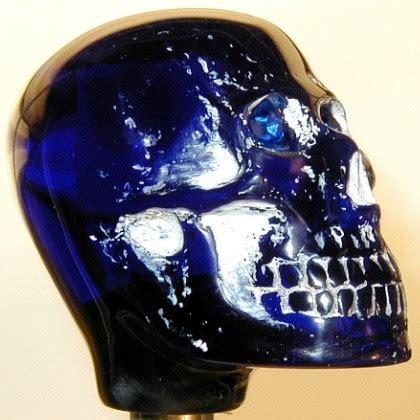 Skull Shift Knob With Light Up by Shift Knob Purple Skull