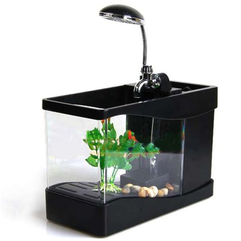 Usb Aquarium Mini aquarium mini usb lileng 918 black jakartanotebook