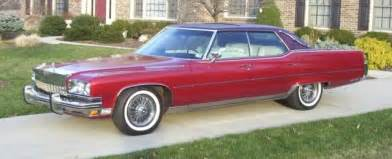 S K Buick 1973 Buick Electra Limited Asc Custom Only One Made Two