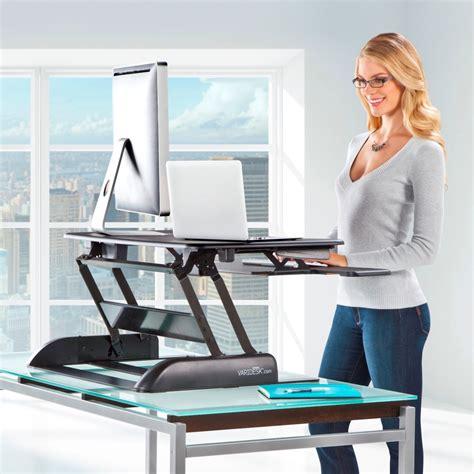 vera desk varidesk new product launch rt7