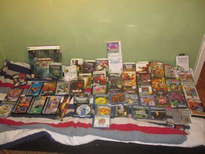 massvis med spel till salu siegfrieds blogg gamereactor