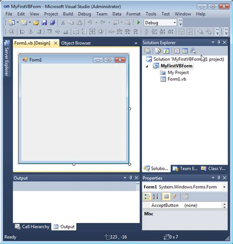 design form on visual basic visual basic 2010 and sql introduction 2018