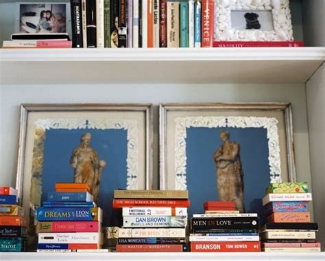 how to display artwork without putting holes in your walls
