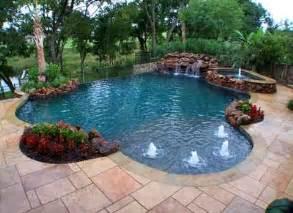 Backyard Pool Gallons Piscinas Seg 250 N El Feng Shui