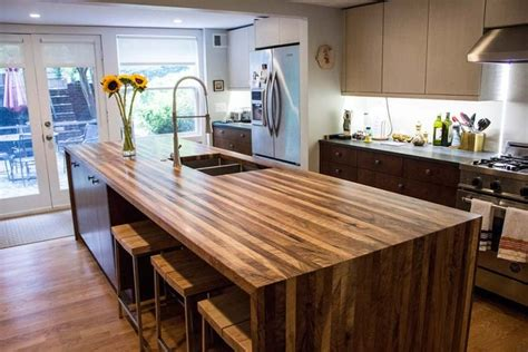 Maintaining Butcher Block Countertops by How To Maintain Your Custom Butcher Block Counter