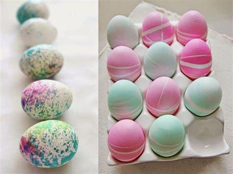 como decorar huevos de pascuas caseros ideas para decorar huevos de pascua facilisimo