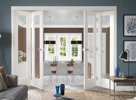 Inside Glass Doors Folding Doors Folding Doors Uk Interior