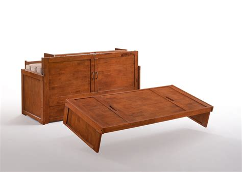 and day cabinet bed cube murphy cabinet bed cherry by day furniture