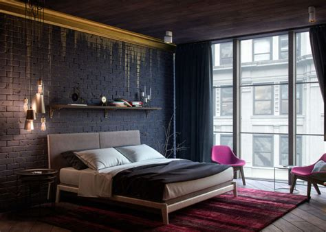dunkle farbe schlafzimmer ideen wandgestaltung schlafzimmer ideen 40 coole wandfarben