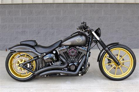 Design Custom Harley Davidson 014 home motorcycle list 2016 harley davidson breakout custom cvo killer