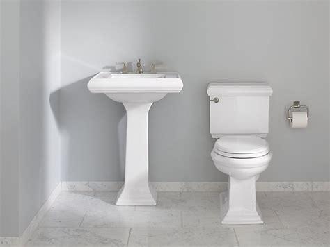kohler memoirs pedestal sink 24 memoirs pedestal sink with design 8 inch centers