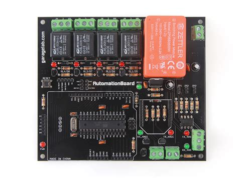 automation board arduino compatible seeed studio