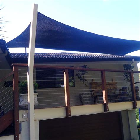 sunsational awnings outdoor shades and awnings slide wire canopy awning