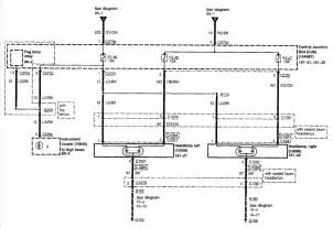 interior and exterior light wiring diagram ford truck enthusiasts forums