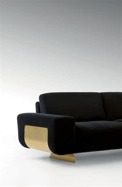 fendi couch camelot sofa by fendi casa 2014 collection fendi casa