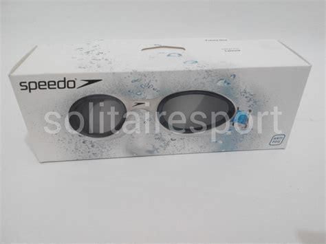Kacamata Renang Speedo Review jual kacamata renang speedo futura one smoke lens new box