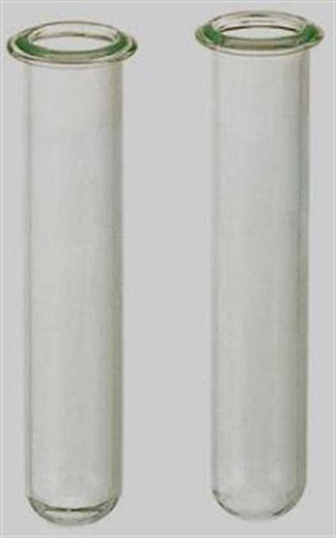 Tabung Reaksi Plastik peralatan kimia berbahan gelas
