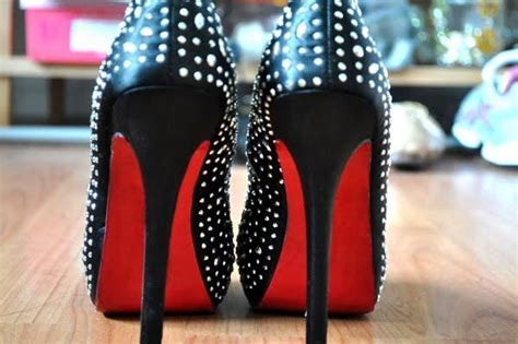 diy bottom shoes diy shoes refashion diy christian louboutin inspired