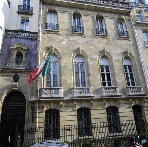 consolato generale italia parigi la sede