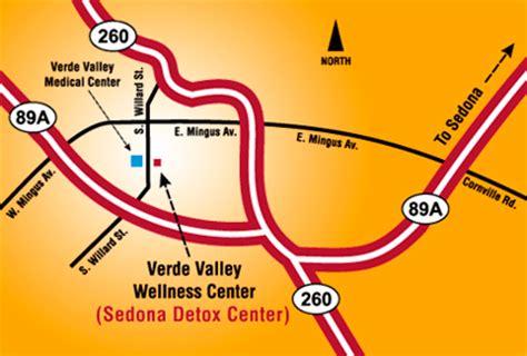 Sedona Detox Center contact sedona detox center dba chintamani therapeutics