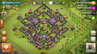 Himb th8 trophy base by farlandmartian in clashofclans