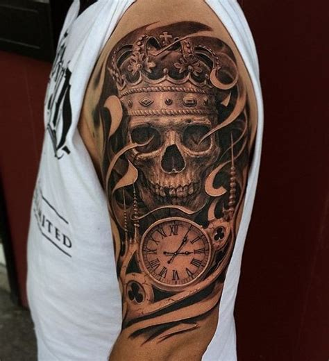 badass skull tattoos 145 badass skull tattoos for and 2018 page