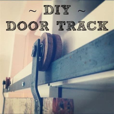 Make Your Own Barn Door Track 1000 Id 233 Er Om F 246 R Barn P 229