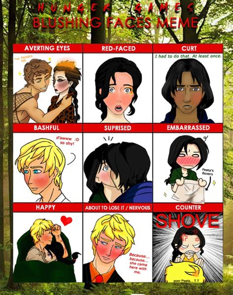 Funny Comic Memes - hunger games funnies