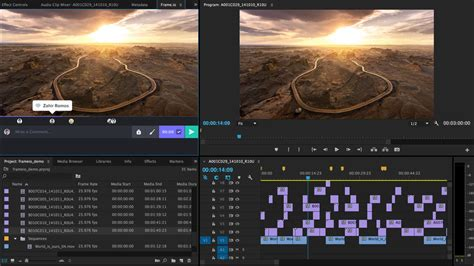 adobe premiere pro news frame io releases deep new integration with adobe premiere