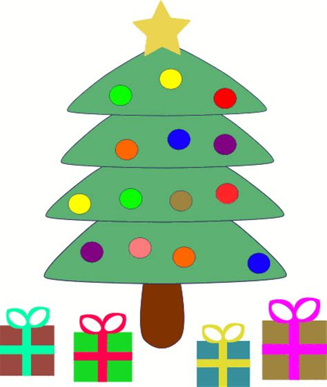christmas tree cartoon ria9dedil public domain free tree clipart domain clip 7 cliparting