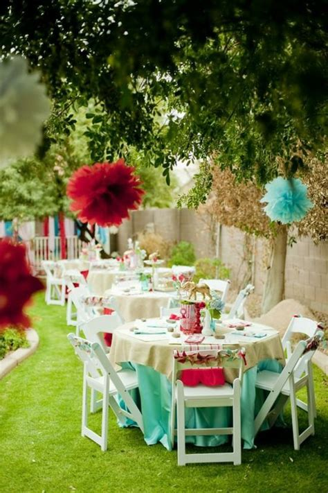 tischdeko gartenfest 30 deko ideen im sommerstil den kommenden sommer