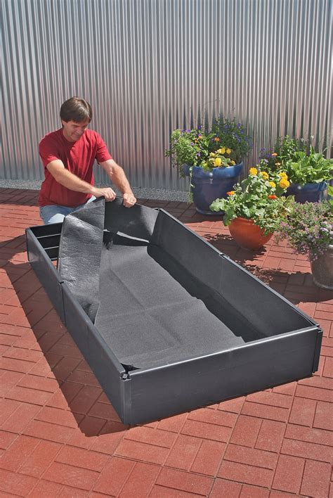 Garden Liner by Organic Raised Beds