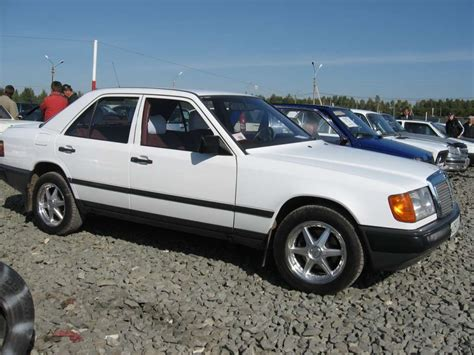 1986 mercedes benz c class pictures 2 3l gasoline fr or rr manual for sale