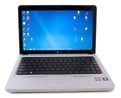 hp g42 series notebookcheck.net external reviews