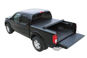 Soft Tonneau Cover Nissan Frontier Truxedo Deuce Soft Roll Up Hinged Combination Tonneau