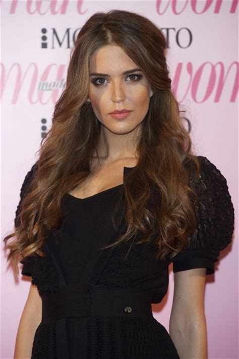 clara alonso hair color clara alonso hair on pinterest clara alonso blanca