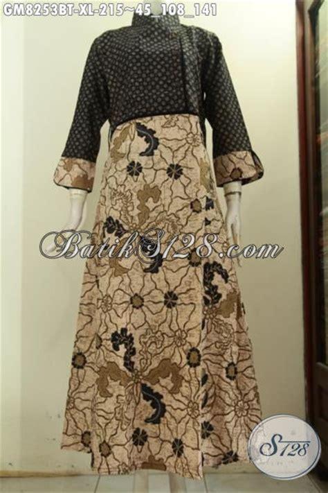 Gamis Pria Jubba Alebas Kombinasi produk pakaian batik wanita berhijab gamis batik elegan